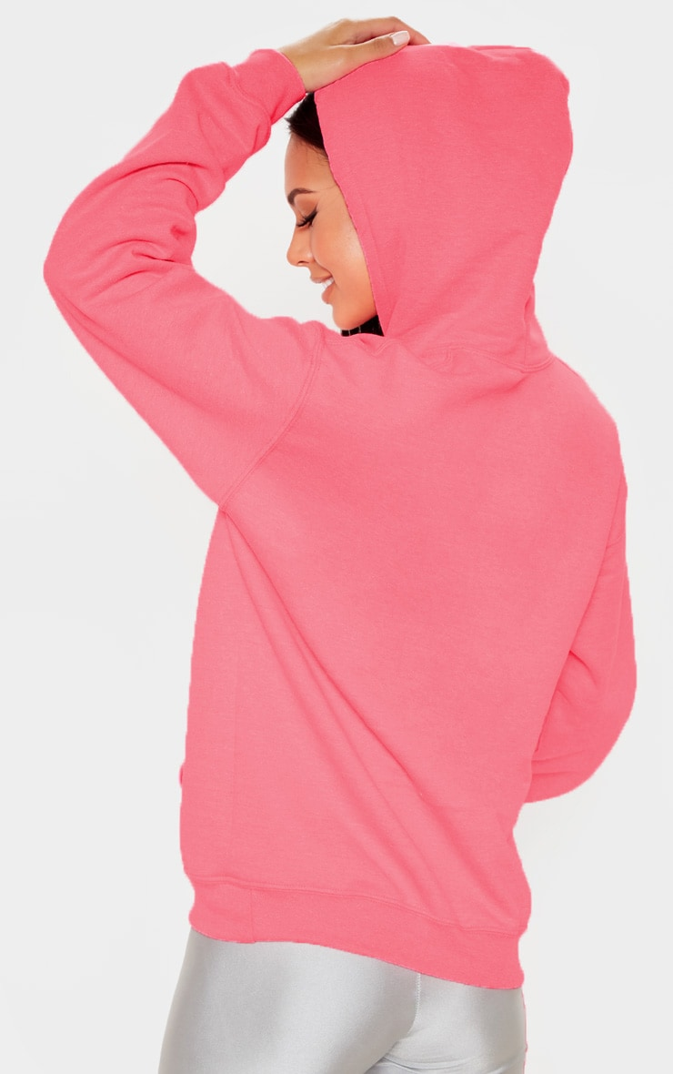 Pink Ultimate Oversized Hoodie 2