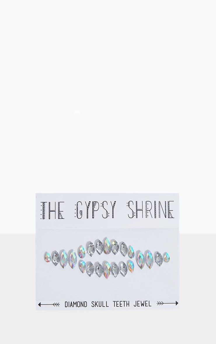 The Gypsy Shrine Teeth Jaw Jewels