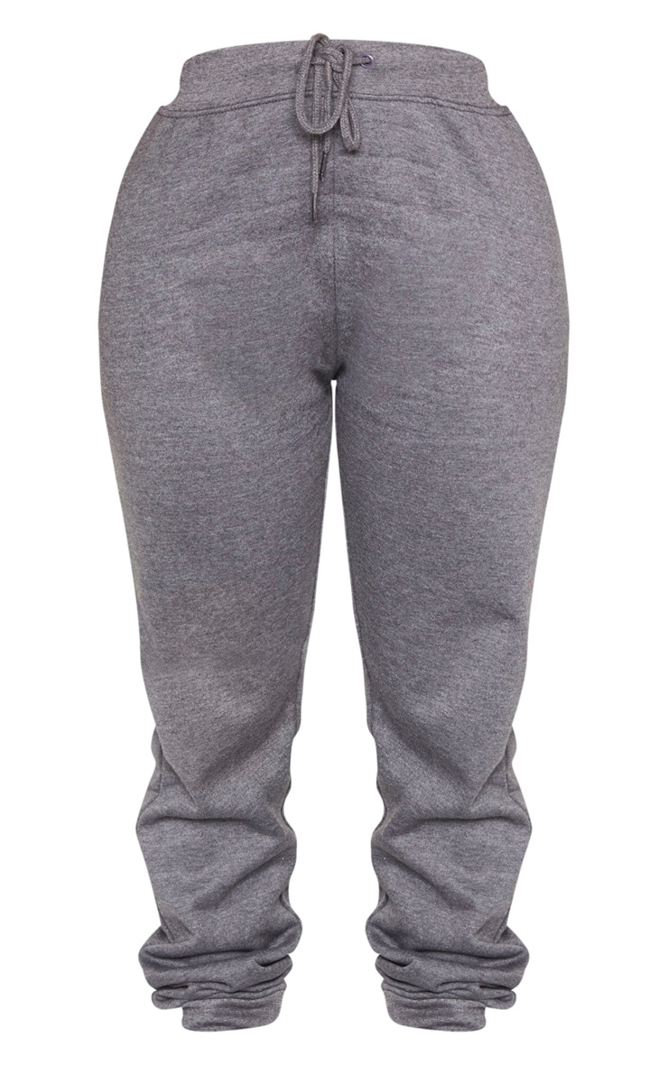 Shape Charcoal Sweat Drawstring Joggers 3