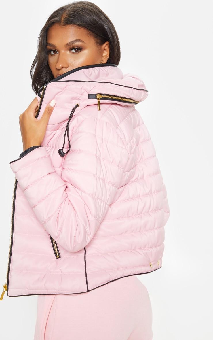 Pink Mara Puffer 2