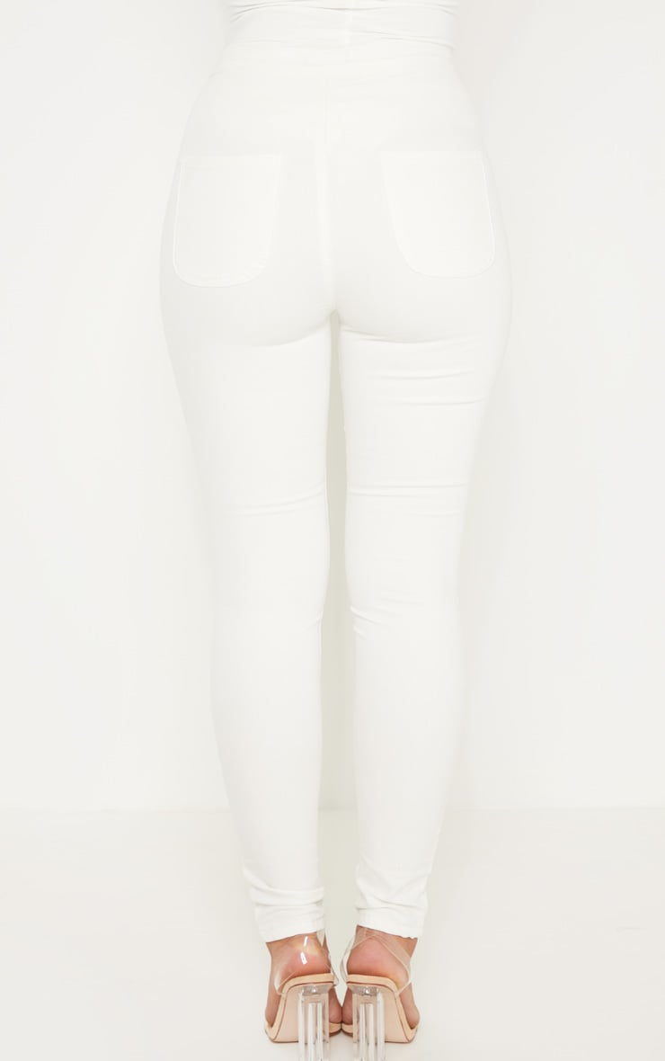 White Denim Jegging 6