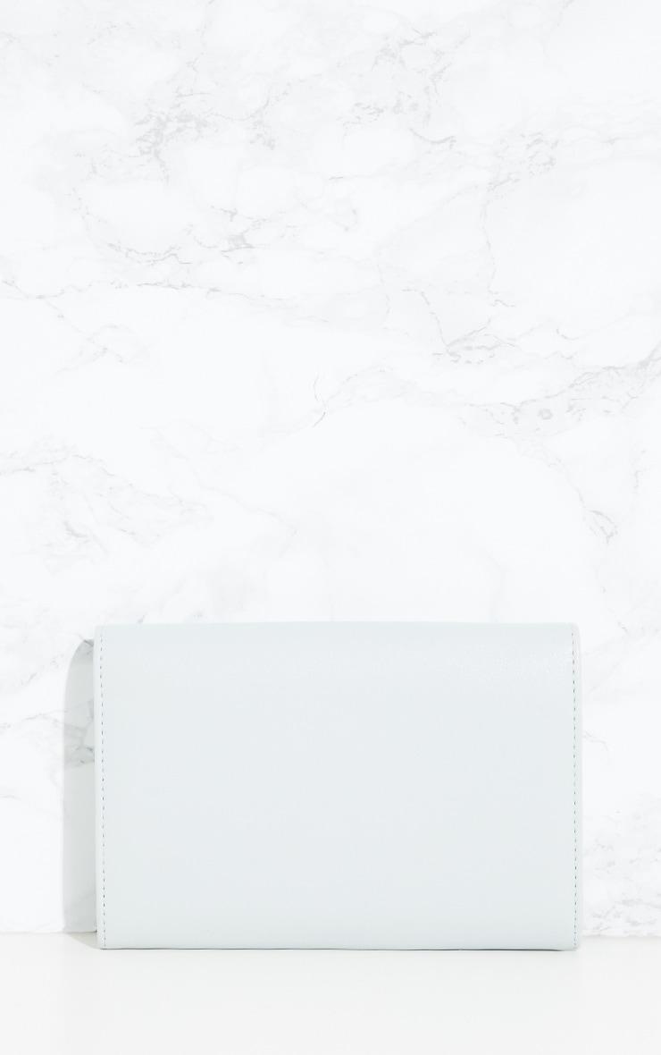 Light Grey Small Chain Bag 5
