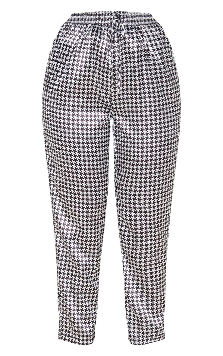 Dogtooth Cigarette Pants 3