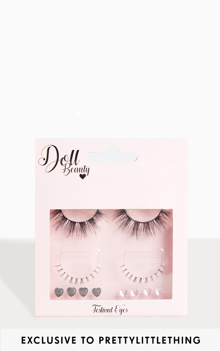 Doll Beauty Exclusive Festival Eyes Lash Kit 1