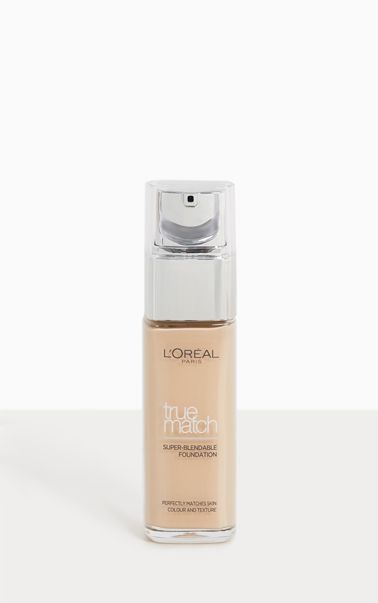 L'Oreal Paris True Match Foundation 1.N Ivory 1