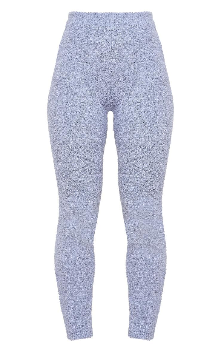 Blue Steel Chenille High Waist Leggings 5