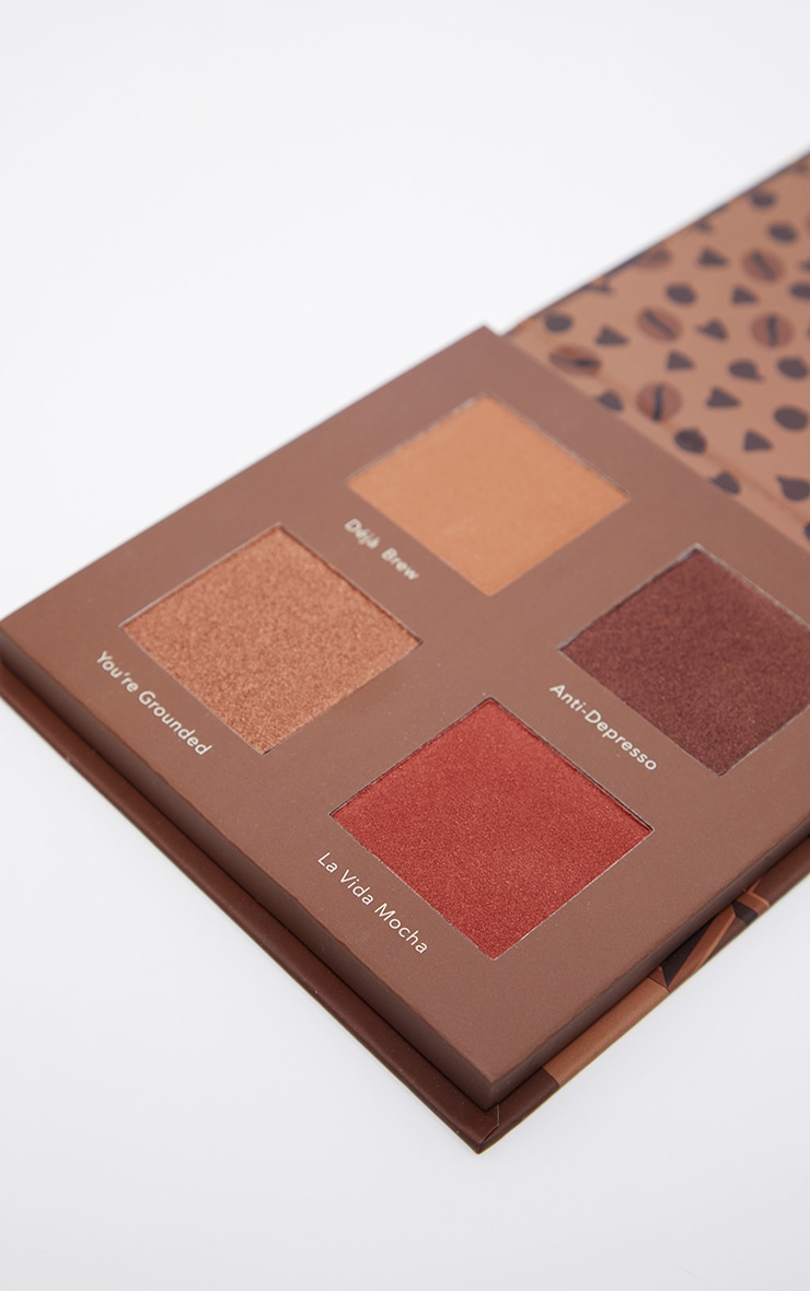 Beauty Bakerie Coffee & Cocoa Bronzer Palette 4