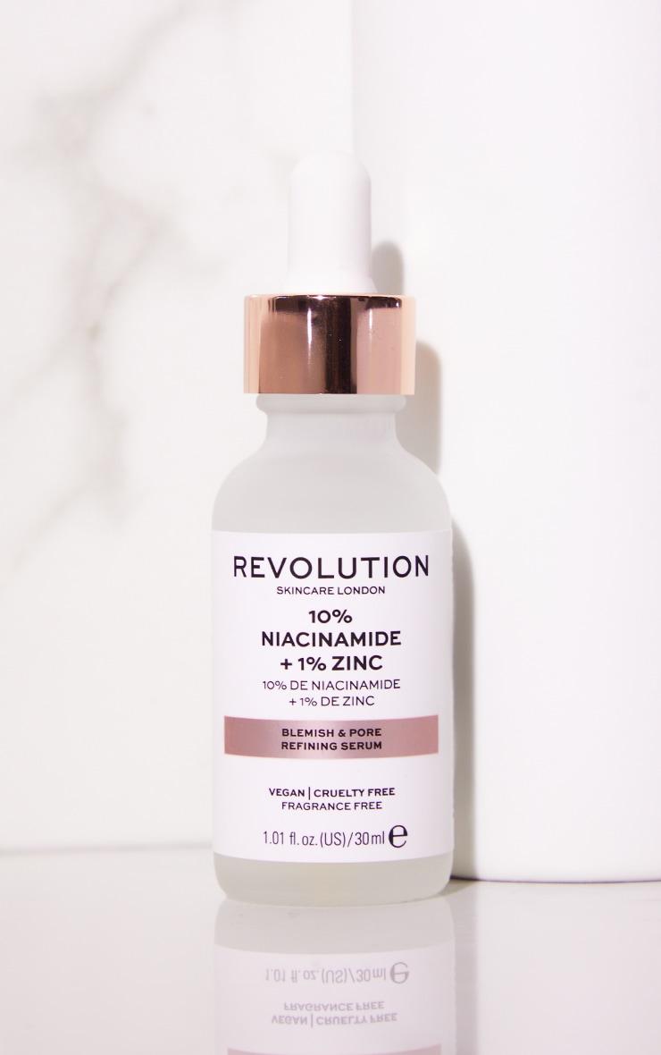 Revolution Skincare Blemish and Pore Refining Serum - 10% Niacinamide + 1% Zinc 2