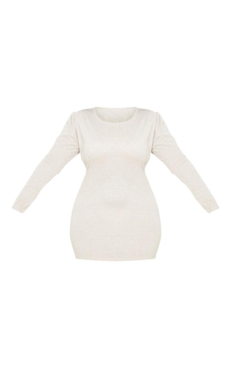 Plus Stone Bust Detail Bodycon Dress  3