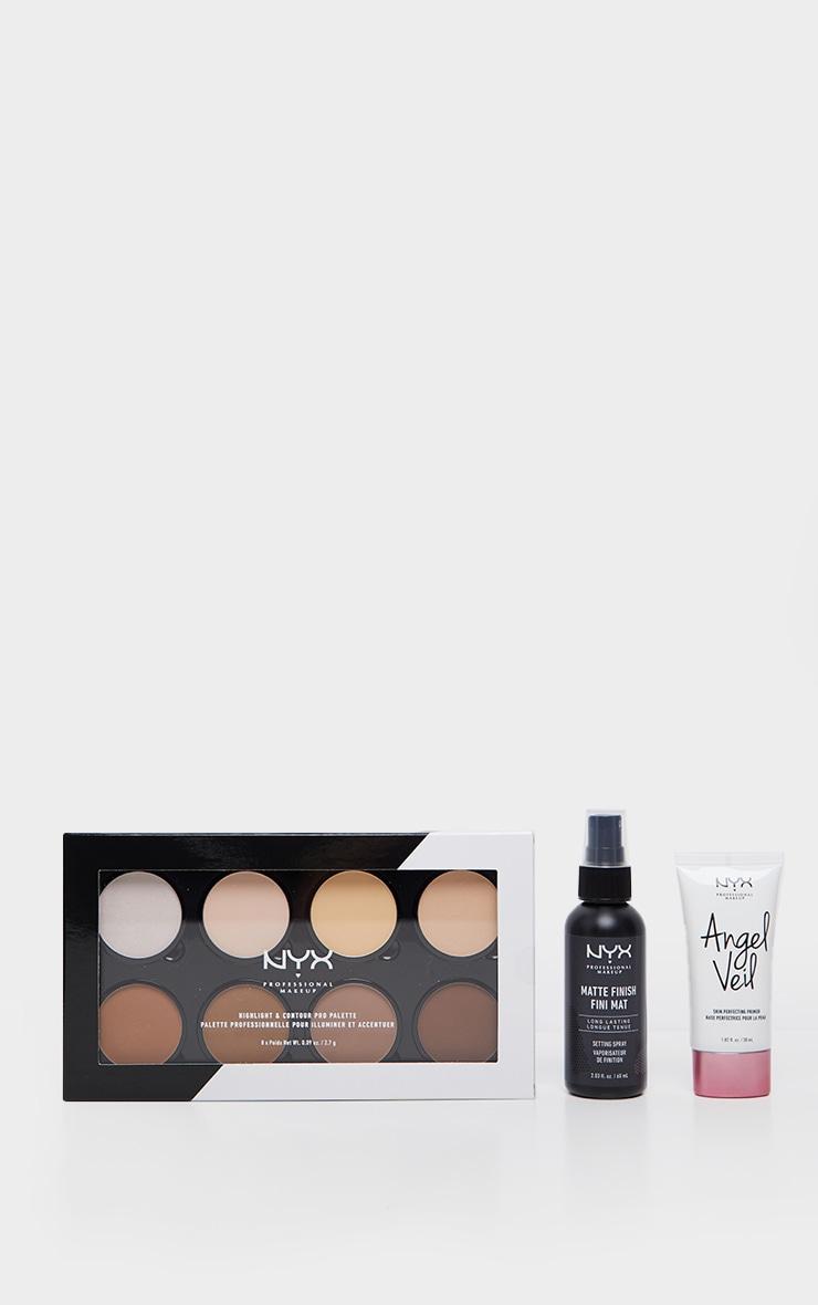 NYX Professional Makeup Pro Contour Gift Set 3