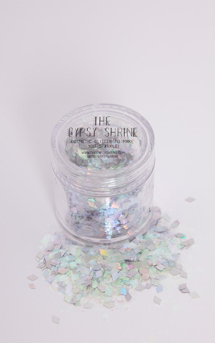 The Gypsy Shrine Silver Snow Queen Glitter Pot 2