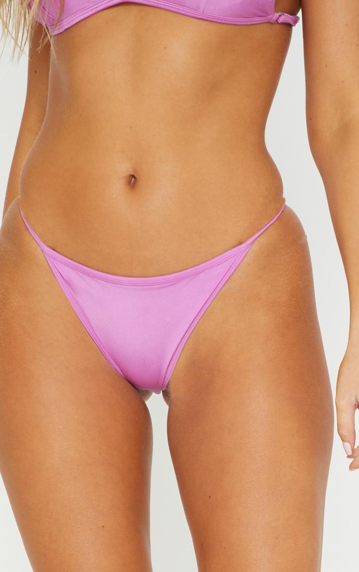 Violet Mix & Match Itsy Bitsy Bikini Bottom 6