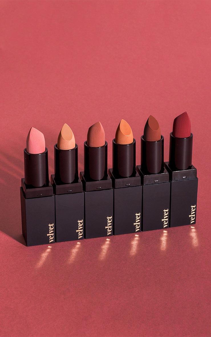 Barry M Velvet Lip Paint Love Lust 5