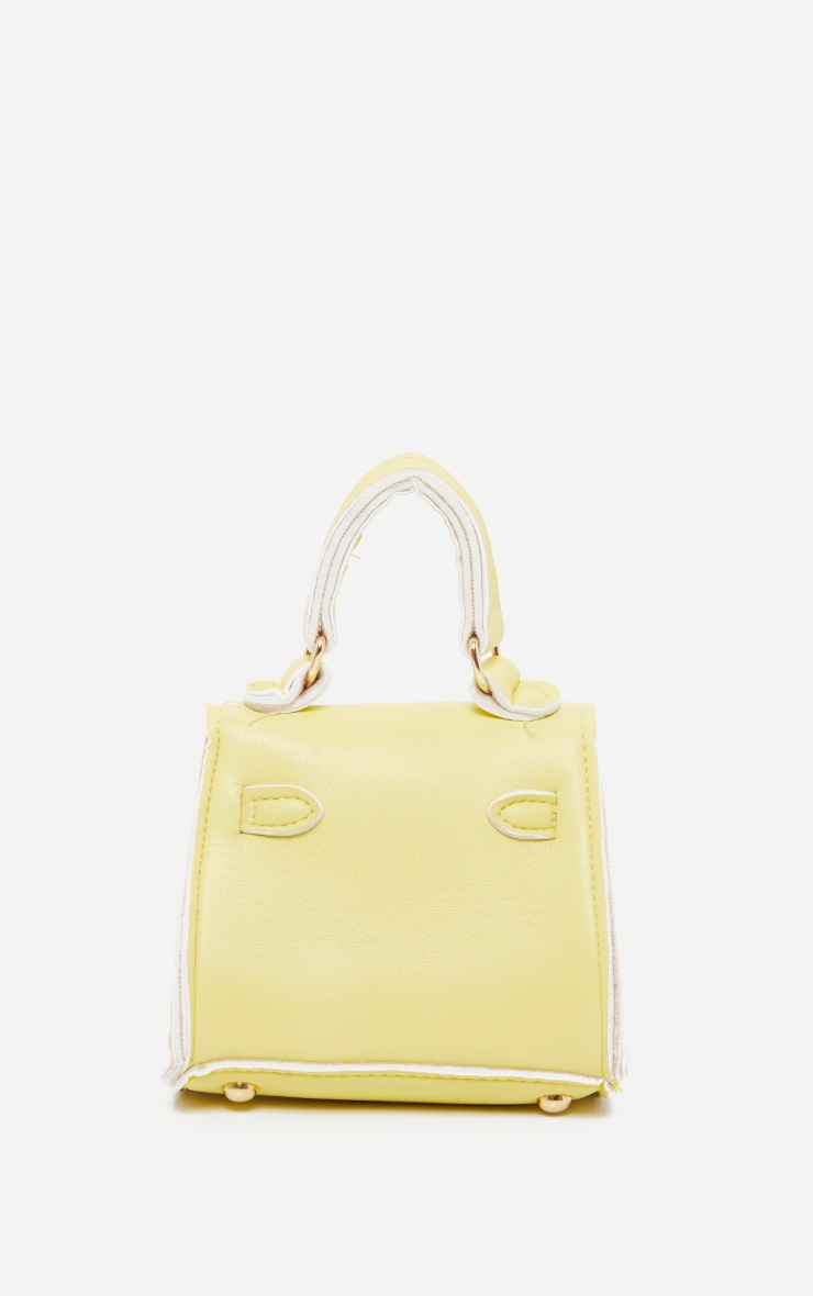 Lemon Mini Bag 3