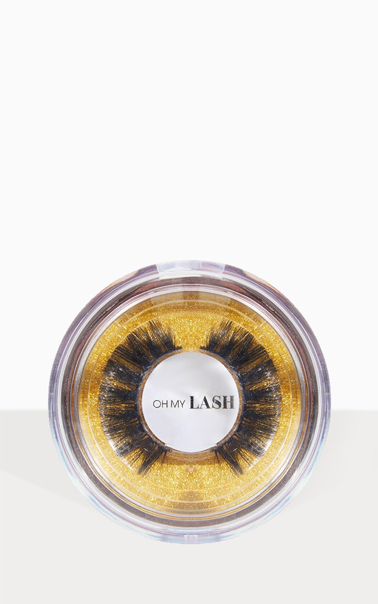 Oh My Lash Fierce Eyelashes 1