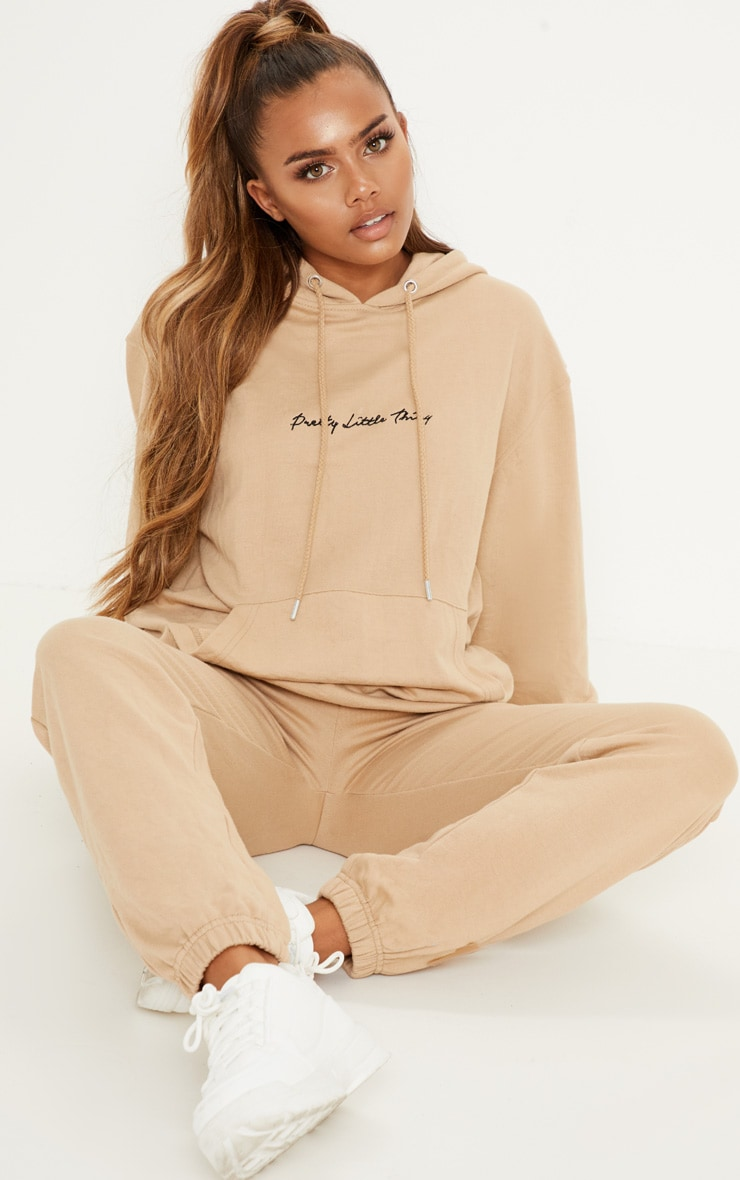 Sand Casual Track Pants 1