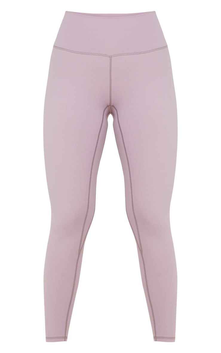Mauve Sculpt Luxe High Waist Gym Legging 3