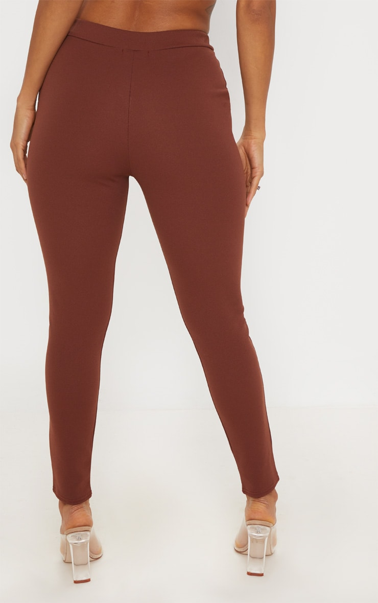 Chocolate Skinny Trouser 4