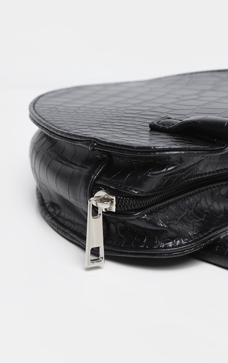 Black Heart Croc Heart Grab Bag 3