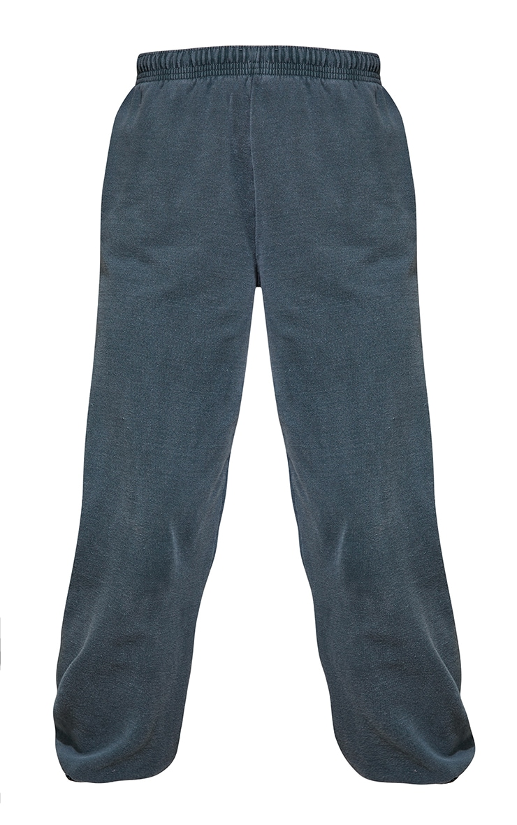 Forest Green Brooklyn Washed Joggers 5