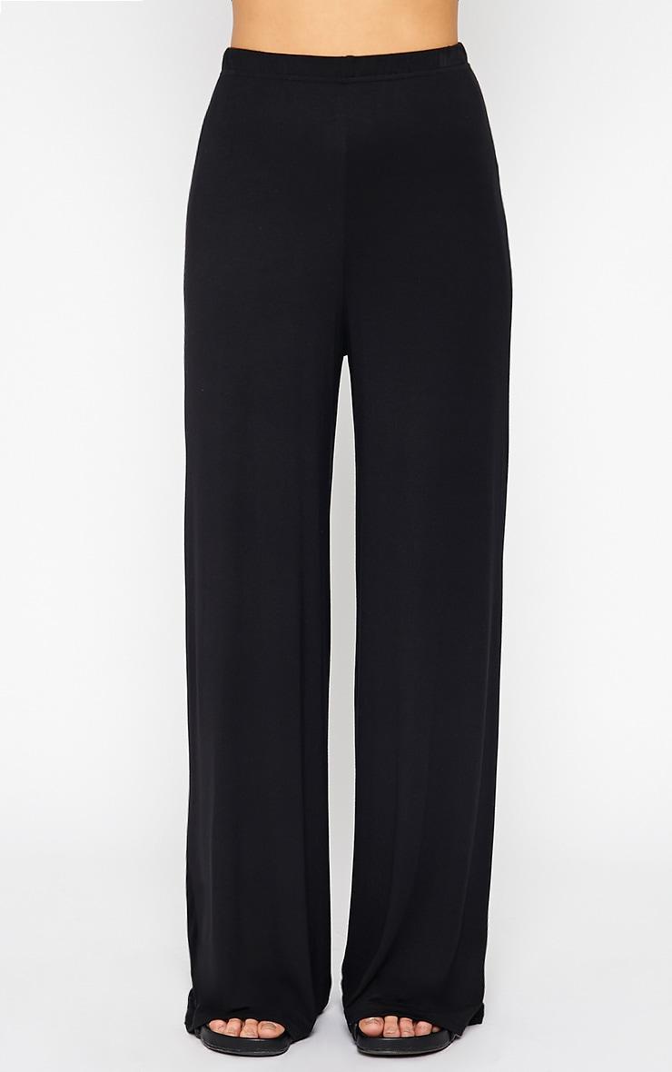 Radley Black Wide Leg Trousers 2