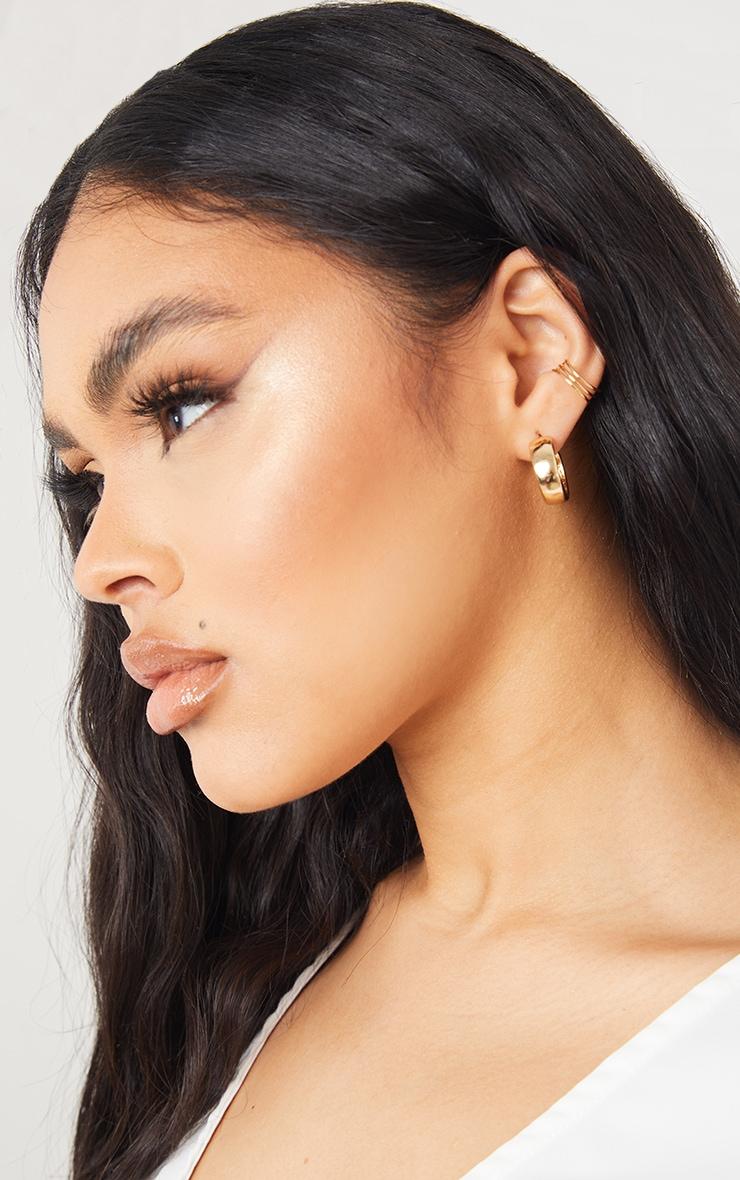 Gold Multi Pack Earrings 1