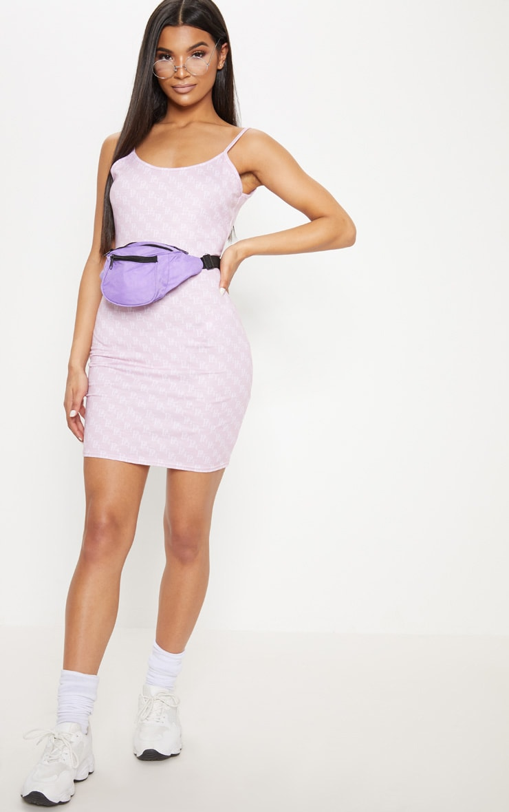 Purple Small Bum Bag 2