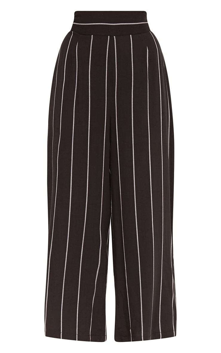 Tazmin Black Stripe Culottes 2