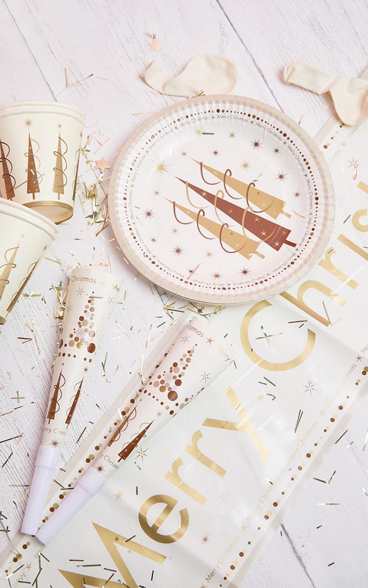 Kit de fête de Noël - Crème