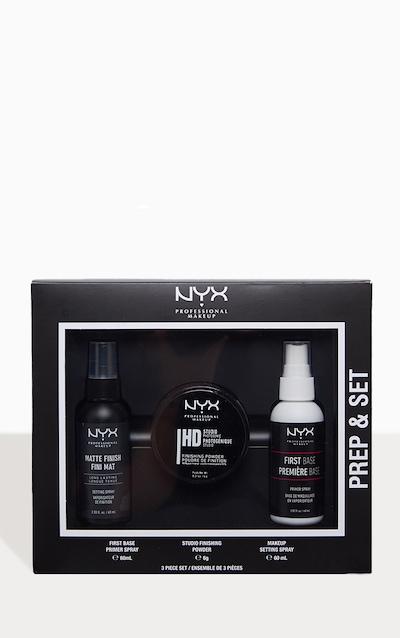 NYX Professional Makeup Prep & Set Gift Set