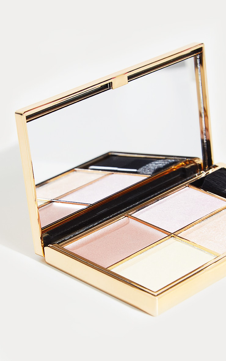 Sleek MakeUP Solstice Highlighter Palette 1