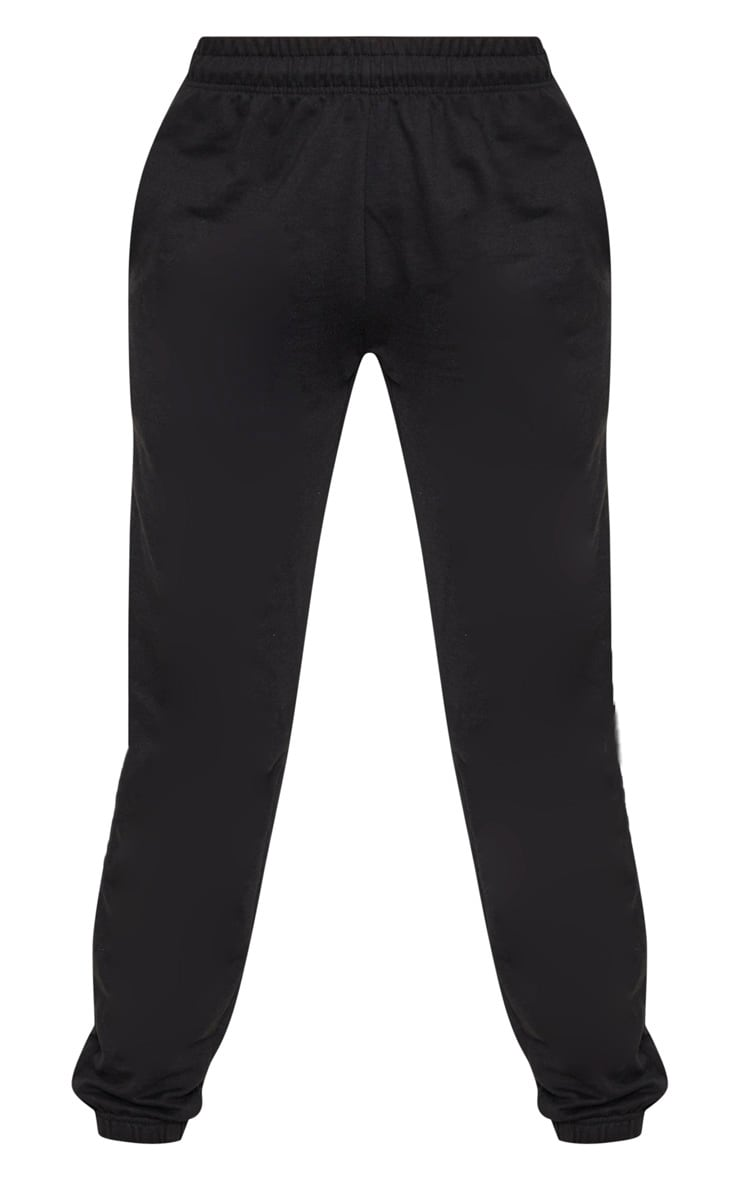 Tall Black Casual Pants  3