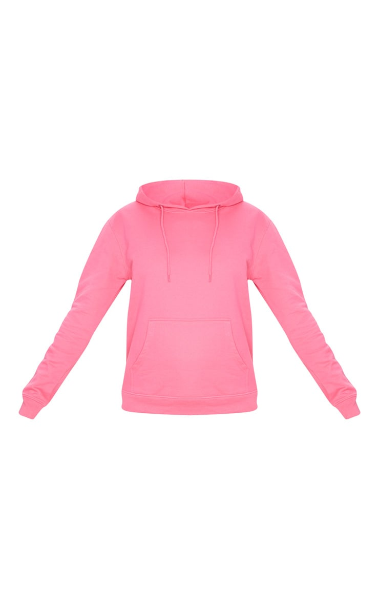 Candy Pink Ultimate Oversized Hoodie 5