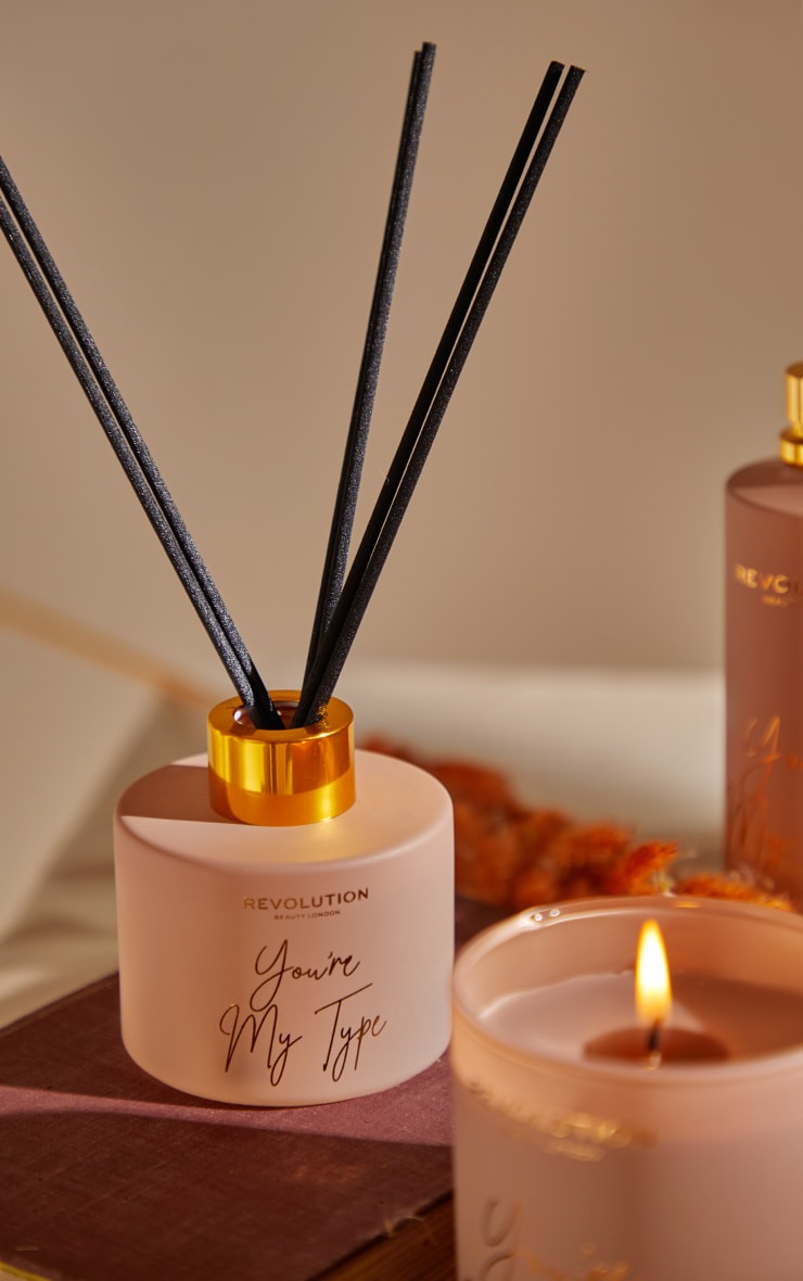 Revolution You Are My Type Reed Diffuser 3