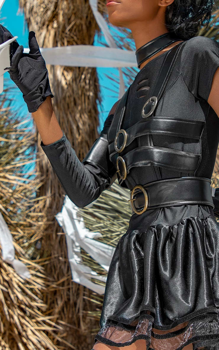 Premium Sexy Scissorhands Costume 5