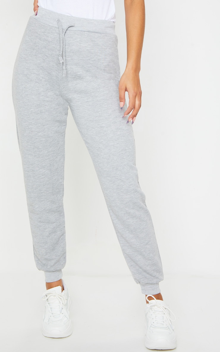 Grey Ultimate Marl Sweat Sweatpants 2