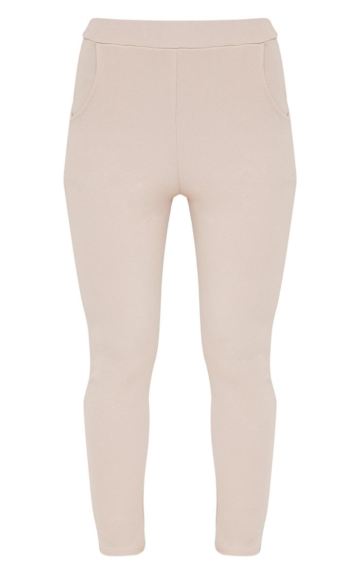 Petite Ashline Grey Skinny Trousers 3