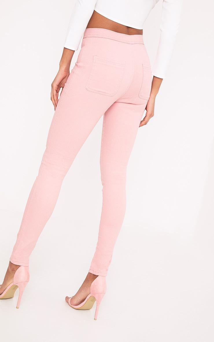 Kalayah Pink Skinny Jean 4