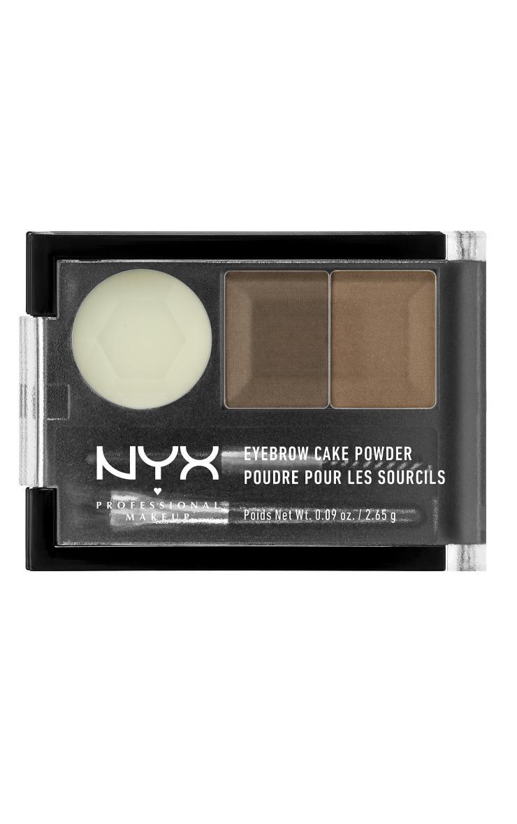 NYX Professional Makeup Eyebrow Cake Powder Shade Taupe / Ash 2