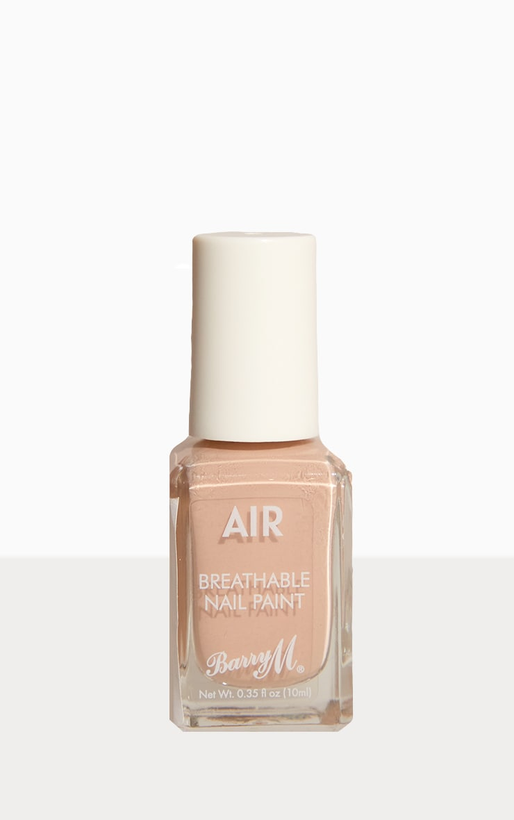 Barry M Cosmetics Air Breathable Nail Paint Peachy 2