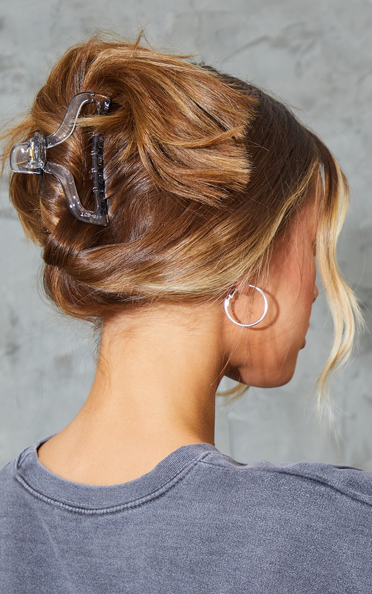 Clear Hair Claw image 1