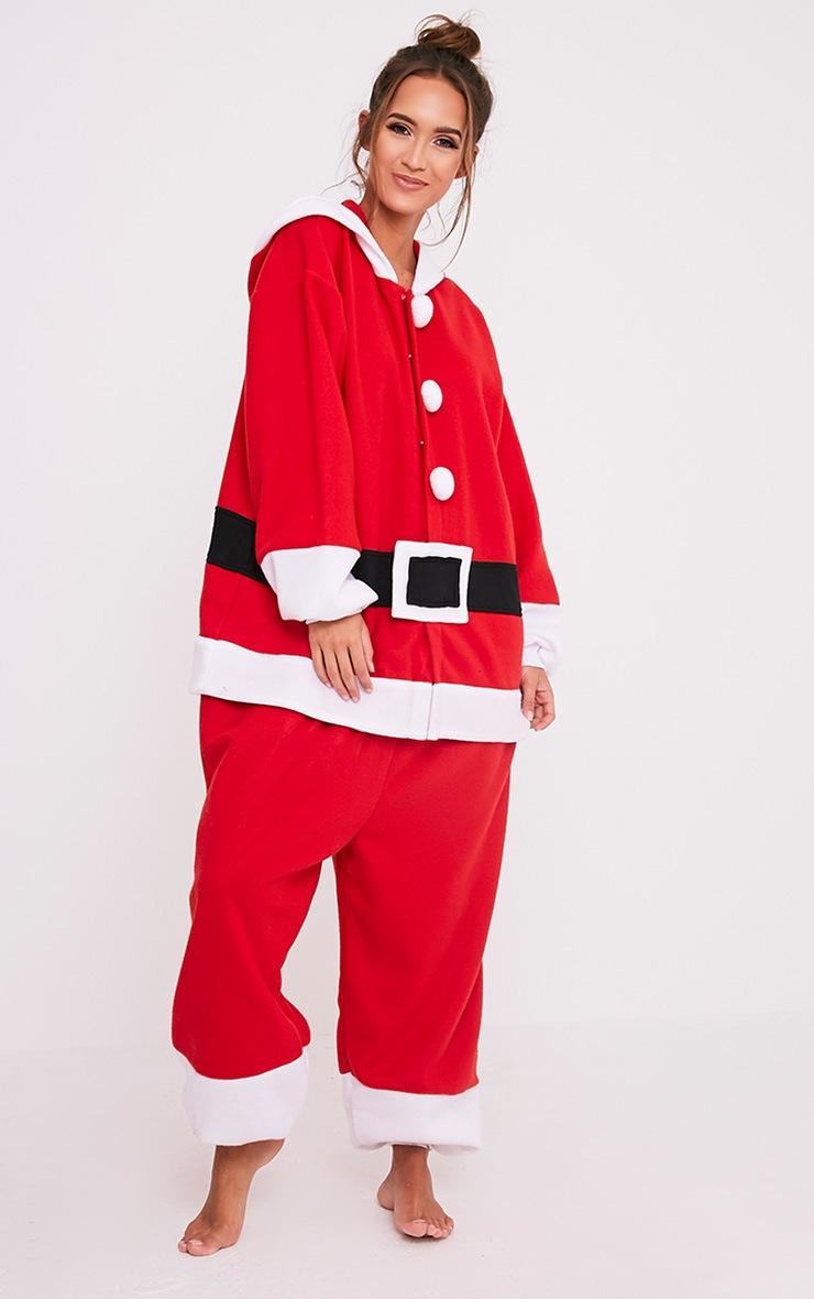 Santa Clause Onesie 5