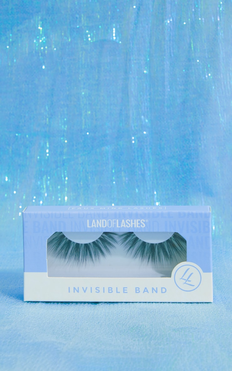 Faux cils bande adhésive invisible Esmee Land of Lashes 1