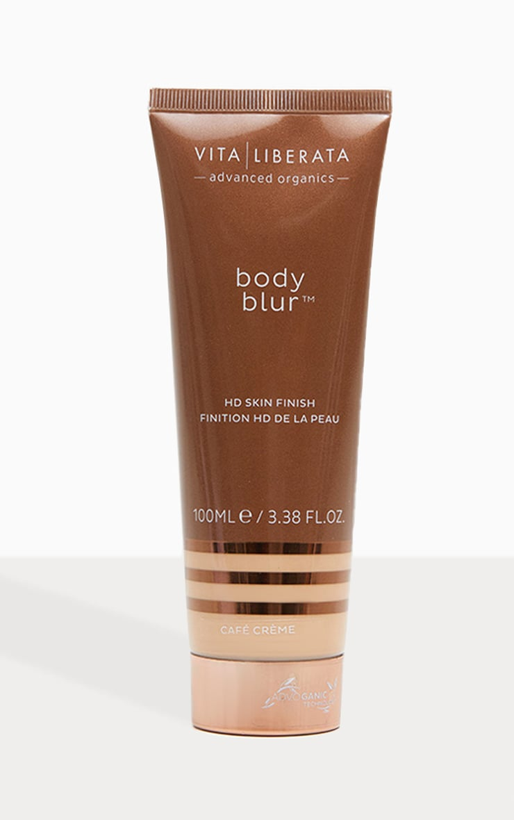 Vita Liberata Body Blur HD Skin Finish – Café Crème 1