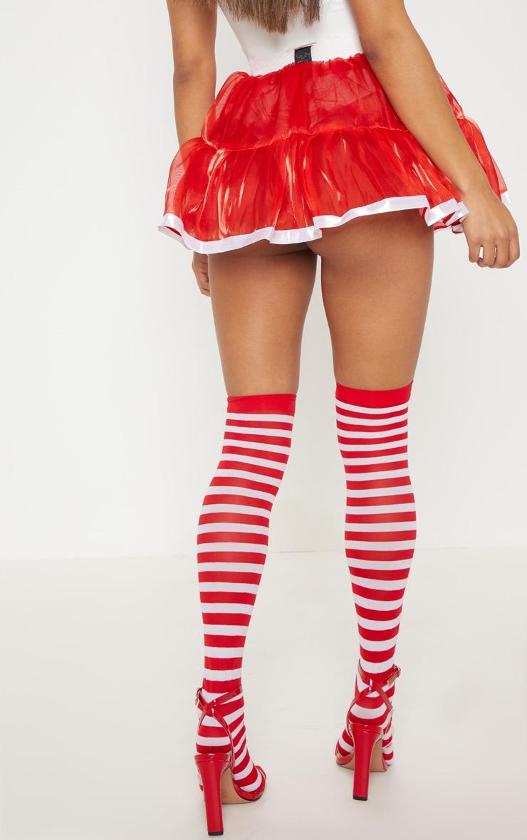 Red Christmas Tutu 4