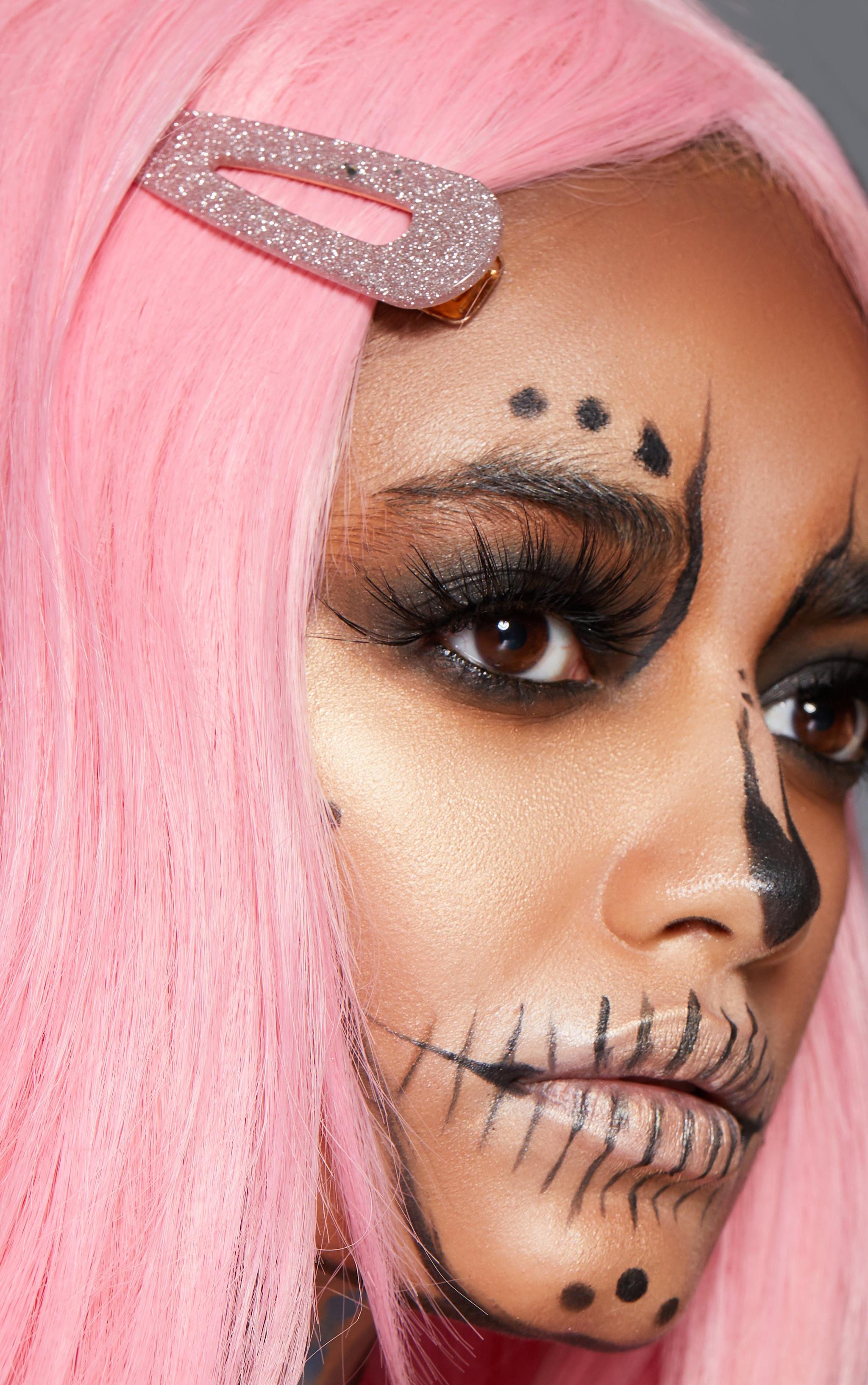 Eldora Halloween B804 Eyelashes 3