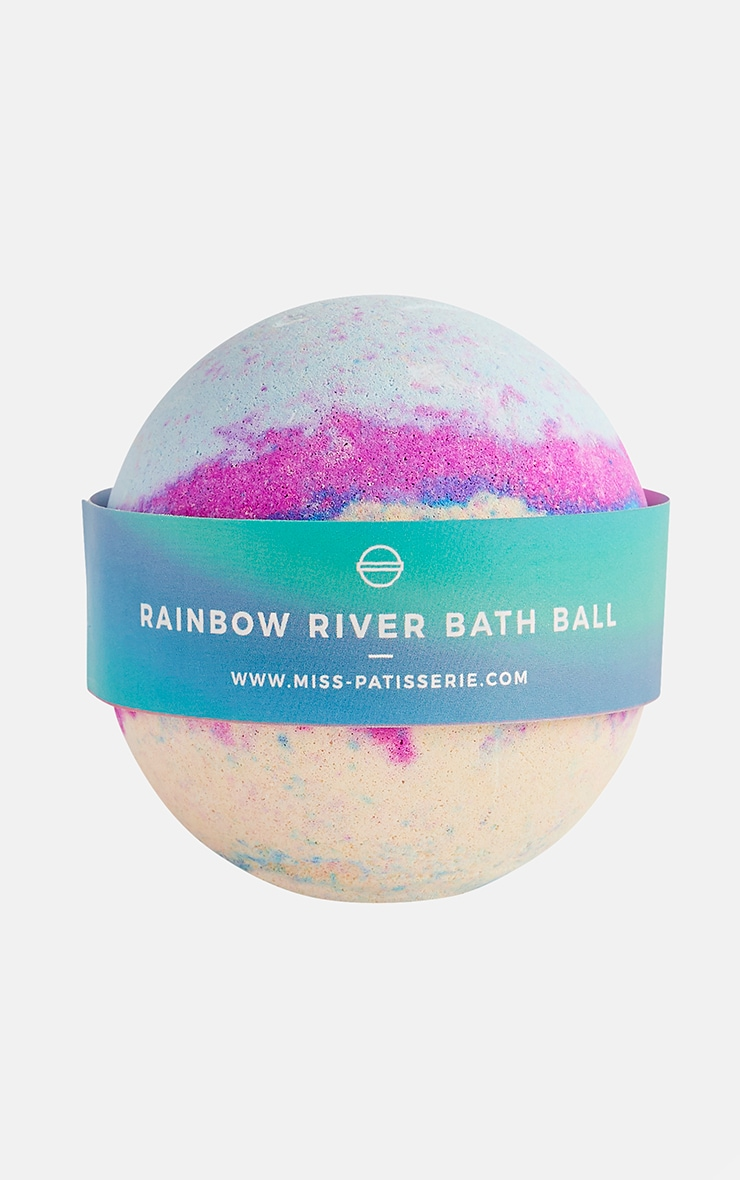 Miss Patisserie Rainbow River Bath Ball 4