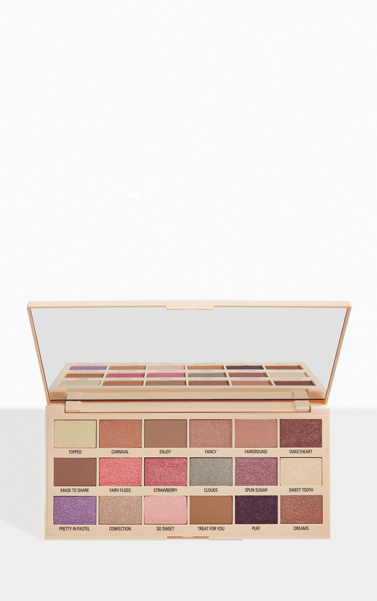 I Heart Revolution Cotton Candy Eyeshadow Palette 1