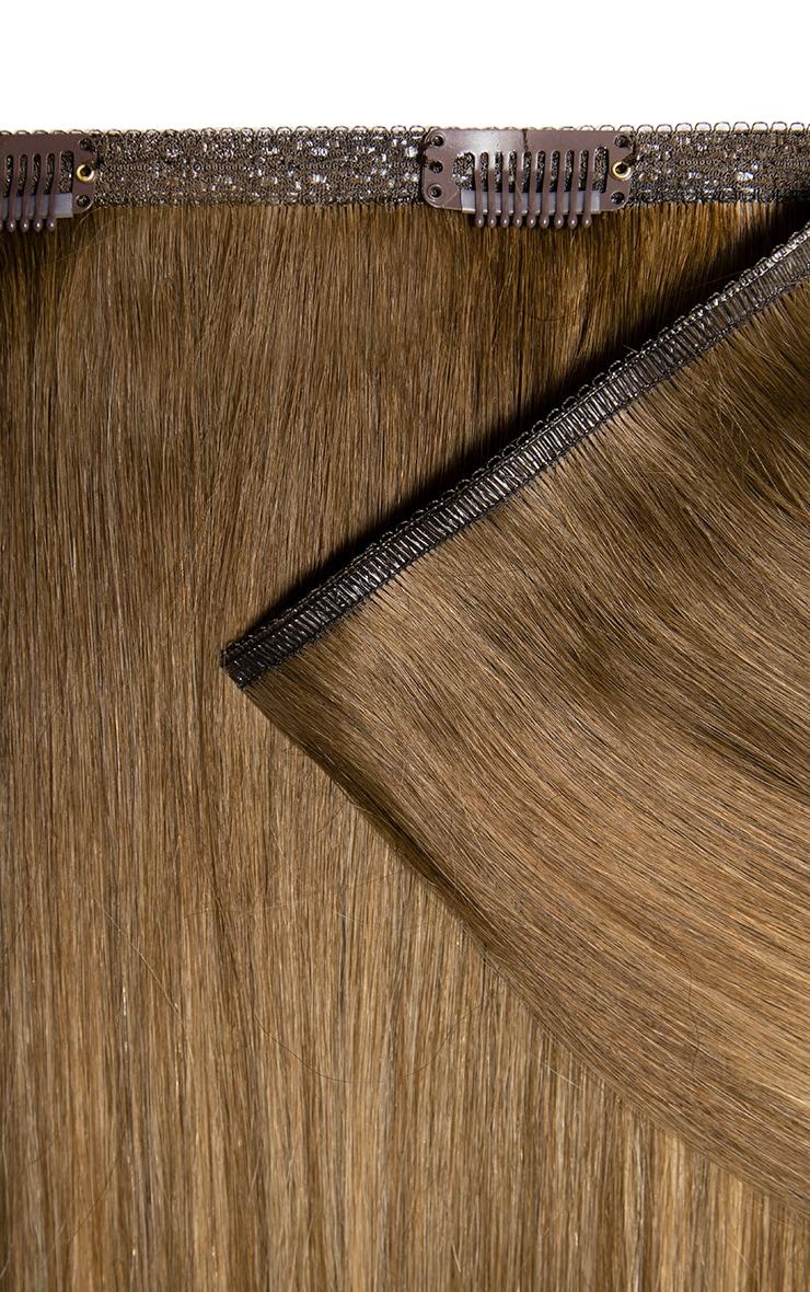 Beauty Works Double Hair Set Weft 18 Inch Mocha Melt 3