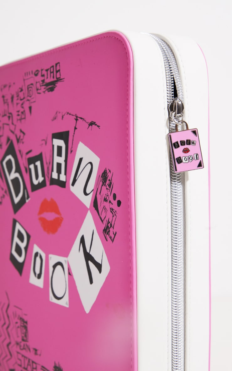 Spectrum X Mean Girls Large Brush Holder Burn Book